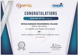 NPTEL-AA Rating